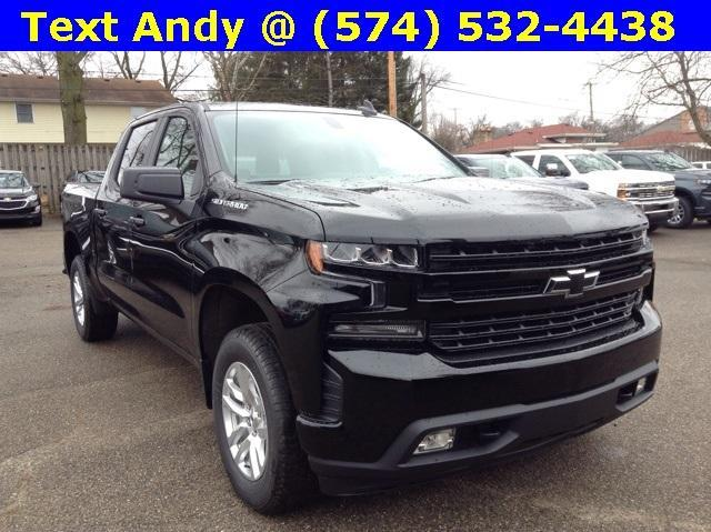 2019 Silverado 1500 Crew Cab 4x4,  Pickup #M5242 - photo 1