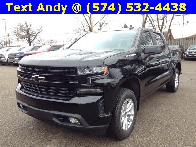 2019 Silverado 1500 Crew Cab 4x4,  Pickup #M5242 - photo 2