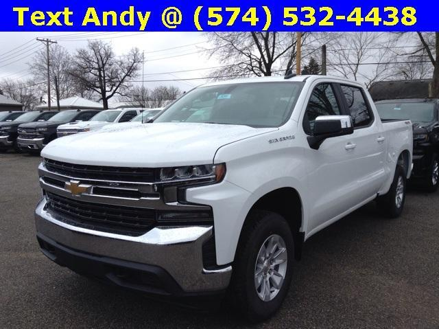 2019 Silverado 1500 Crew Cab 4x4, Pickup #M5246R - photo 1