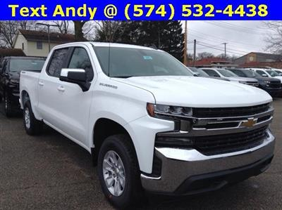 2019 Silverado 1500 Crew Cab 4x4, Pickup #M5246R - photo 3