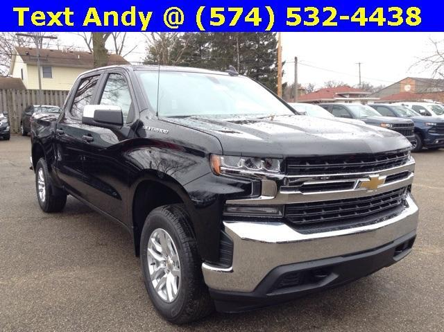 2019 Silverado 1500 Crew Cab 4x4,  Pickup #M5253 - photo 3