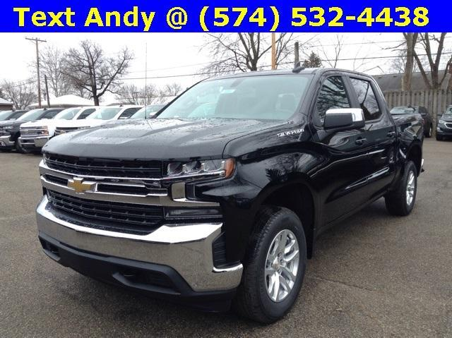 2019 Silverado 1500 Crew Cab 4x4,  Pickup #M5253 - photo 1