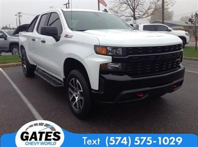 2019 Chevrolet Silverado 1500 Double Cab 4x4, Pickup #M6914A - photo 3