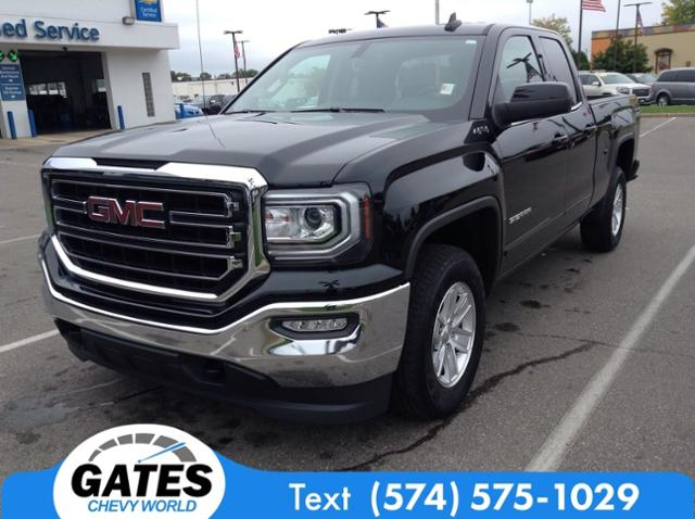 2018 GMC Sierra 1500 Double Cab 4x4, Pickup #M5273P - photo 1