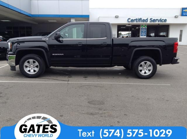 2018 GMC Sierra 1500 Double Cab 4x4, Pickup #M5273P - photo 5