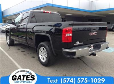 2018 GMC Sierra 1500 Double Cab 4x4, Pickup #M5273P - photo 2