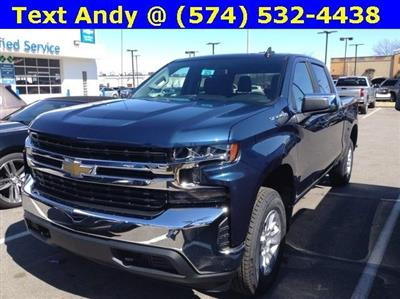 2019 Silverado 1500 Crew Cab 4x4,  Pickup #M5274 - photo 1