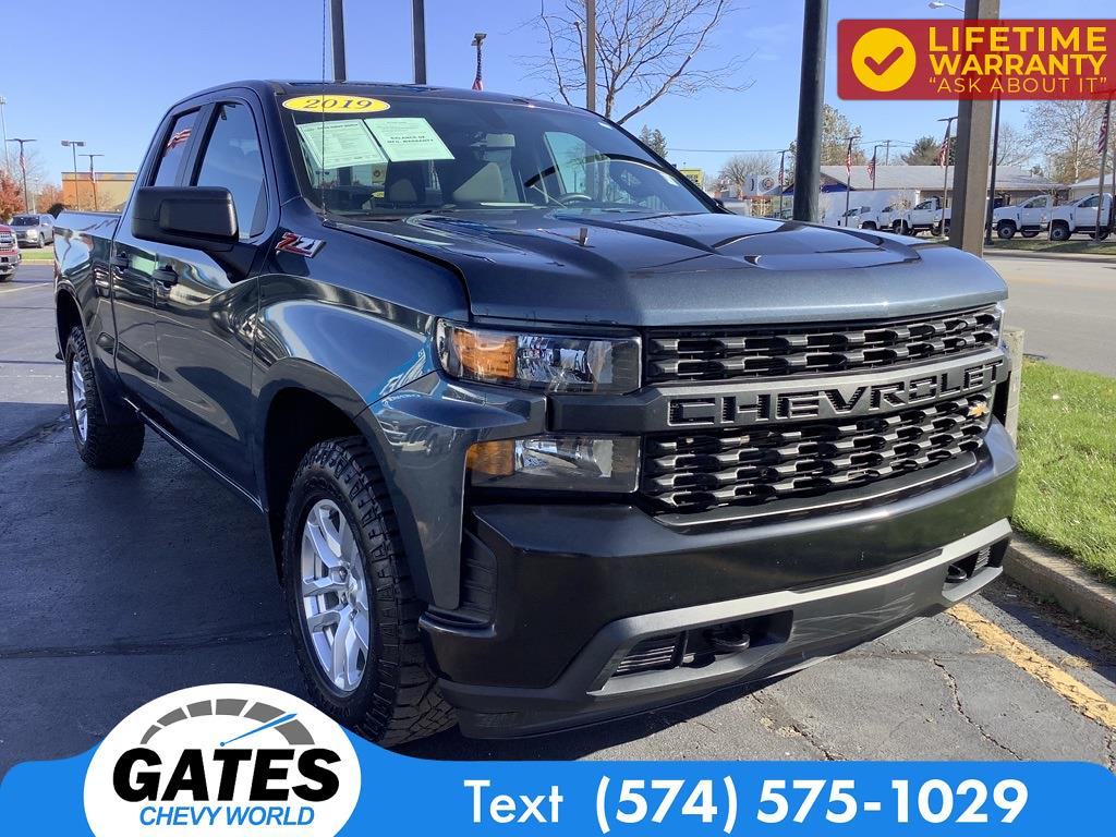 2019 Silverado 1500 Double Cab 4x4,  Pickup #M5276 - photo 3