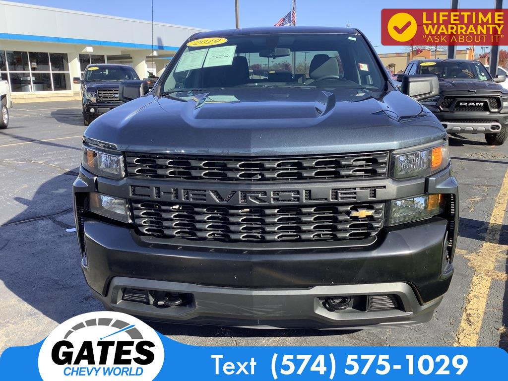 2019 Silverado 1500 Double Cab 4x4,  Pickup #M5276 - photo 1