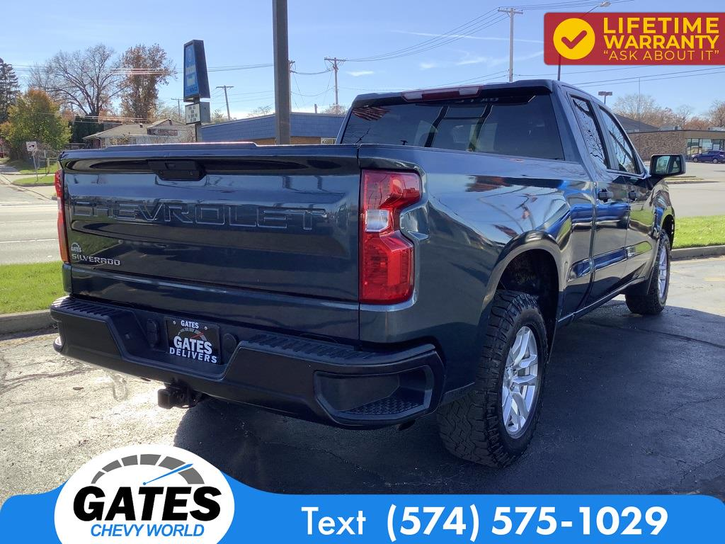2019 Silverado 1500 Double Cab 4x4,  Pickup #M5276 - photo 8
