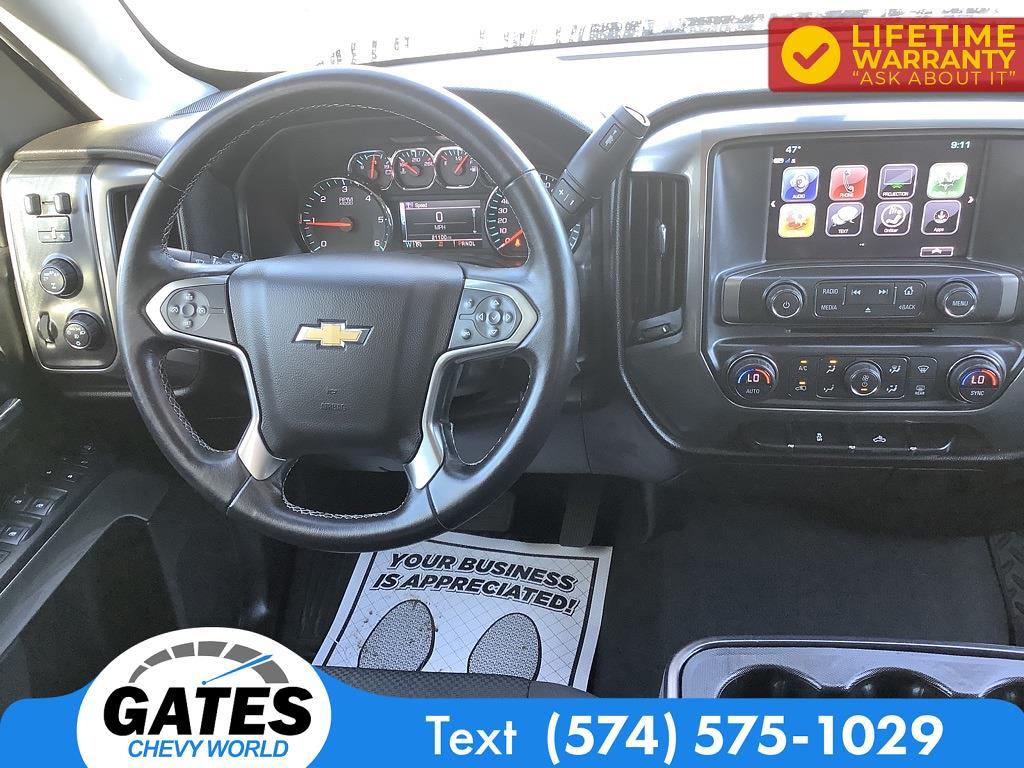 2019 Chevrolet Silverado 1500 Double Cab 4x4, Pickup #M7552A - photo 21