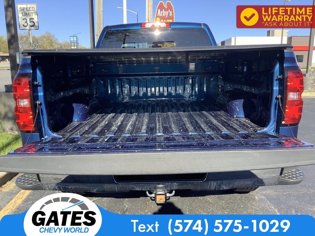 2019 Chevrolet Silverado 1500 Double Cab 4x4, Pickup #M7552A - photo 12