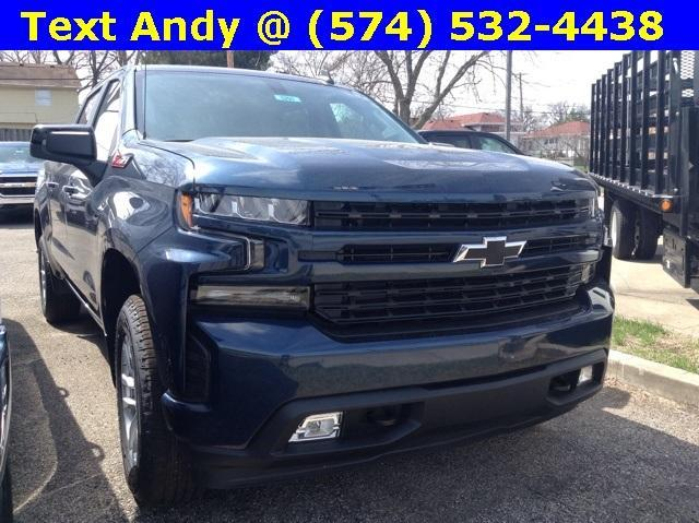 2019 Silverado 1500 Crew Cab 4x4,  Pickup #M5291 - photo 3