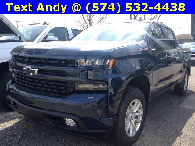 2019 Silverado 1500 Crew Cab 4x4,  Pickup #M5291 - photo 1