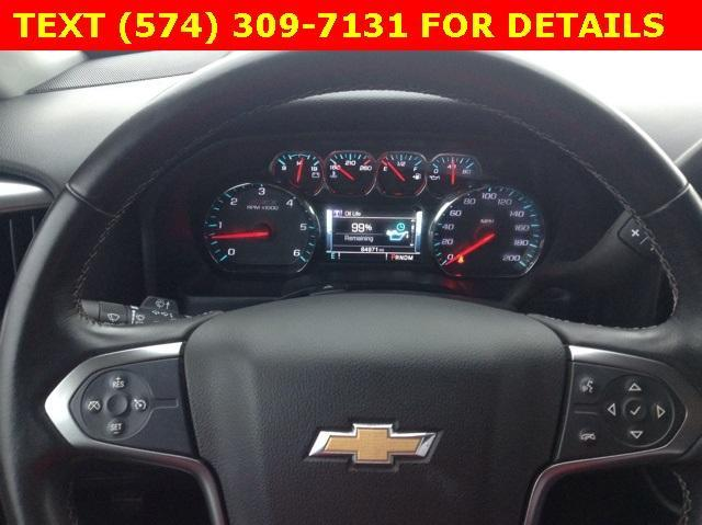 2014 Silverado 1500 Double Cab 4x4, Pickup #M5291B - photo 16