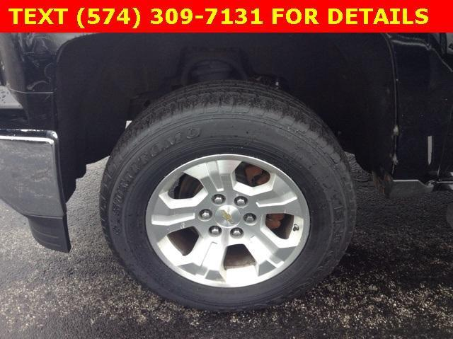 2014 Silverado 1500 Double Cab 4x4, Pickup #M5291B - photo 19