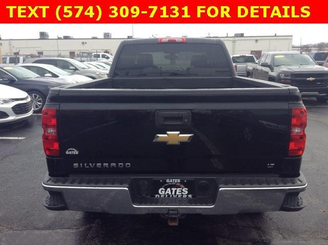 2014 Silverado 1500 Double Cab 4x4, Pickup #M5291B - photo 2