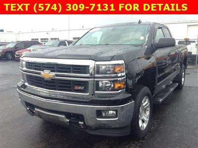 2014 Silverado 1500 Double Cab 4x4, Pickup #M5291B - photo 4