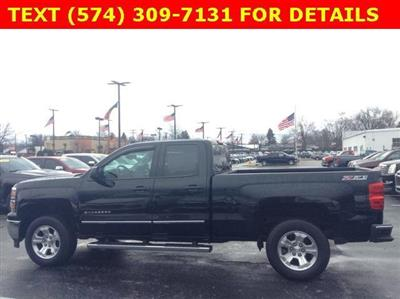 2014 Silverado 1500 Double Cab 4x4, Pickup #M5291B - photo 5