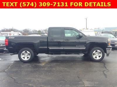 2014 Silverado 1500 Double Cab 4x4, Pickup #M5291B - photo 7