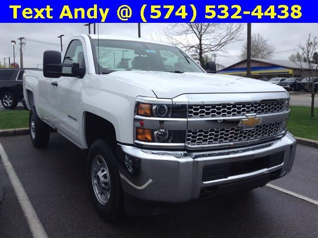 2019 Silverado 2500 Regular Cab 4x4,  Pickup #M5308 - photo 3