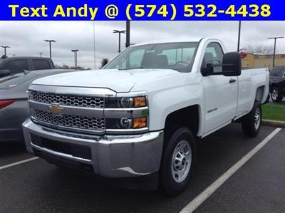 2019 Silverado 2500 Regular Cab 4x4,  Pickup #M5308 - photo 1