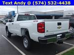 2019 Silverado 2500 Regular Cab 4x4,  Pickup #M5308 - photo 2