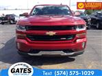 2018 Chevrolet Silverado 1500 Double Cab 4x4, Pickup #M5311P - photo 4