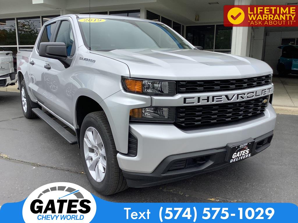 2019 Silverado 1500 Crew Cab 4x4,  Pickup #M5317 - photo 4