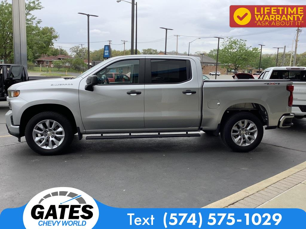2019 Silverado 1500 Crew Cab 4x4,  Pickup #M5317 - photo 5