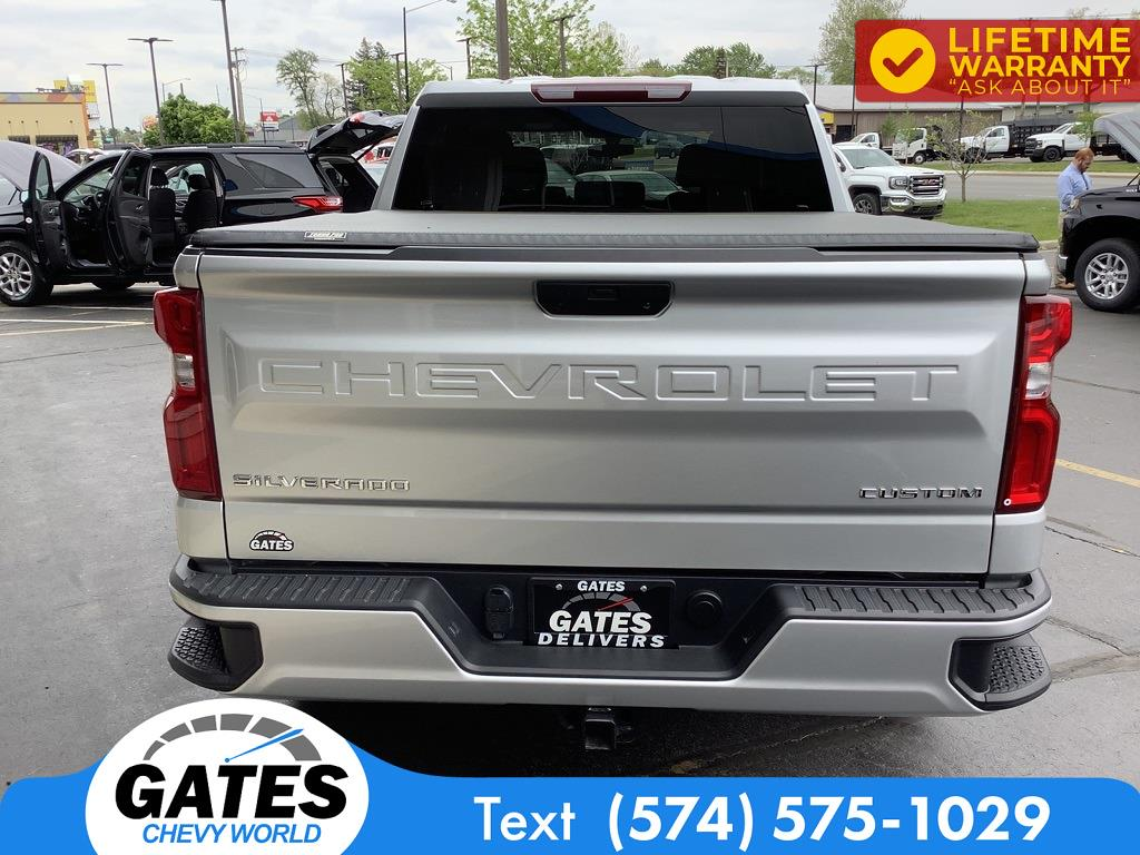 2019 Silverado 1500 Crew Cab 4x4,  Pickup #M5317 - photo 7