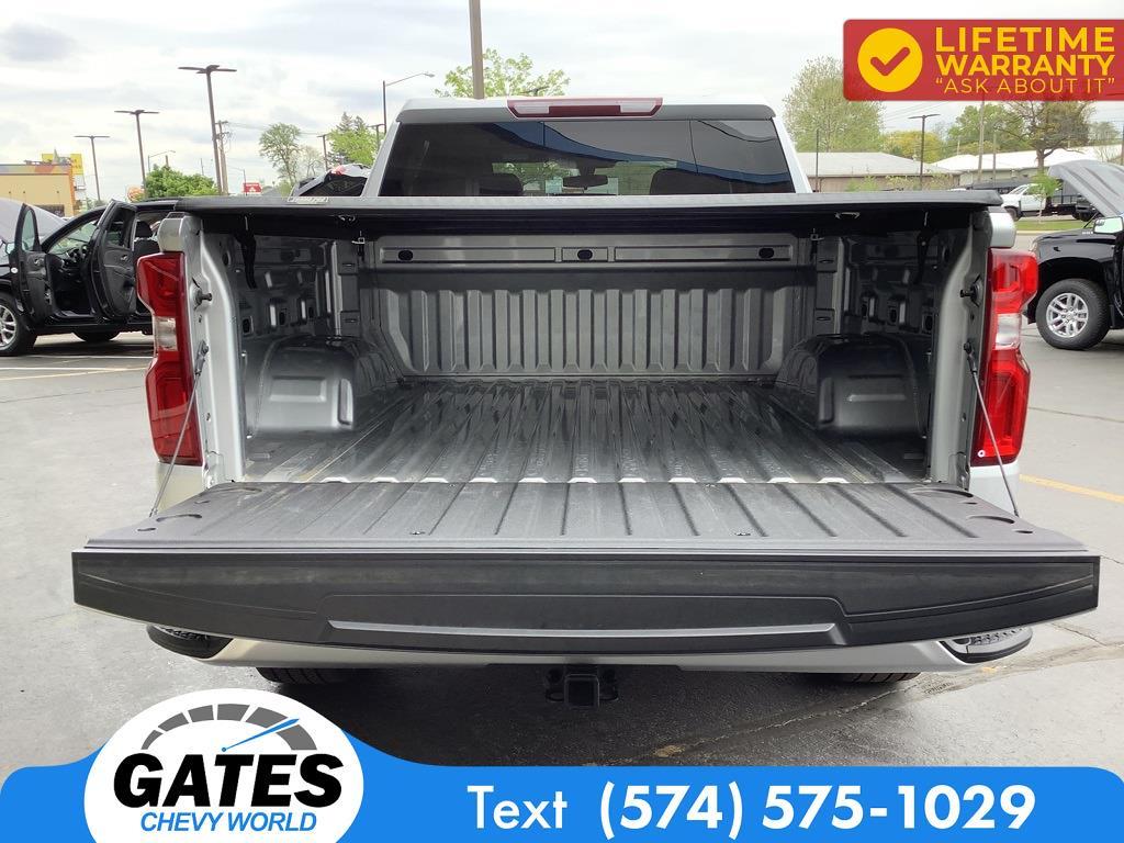 2019 Chevrolet Silverado 1500 Crew Cab 4x4, Pickup #M7523A - photo 15