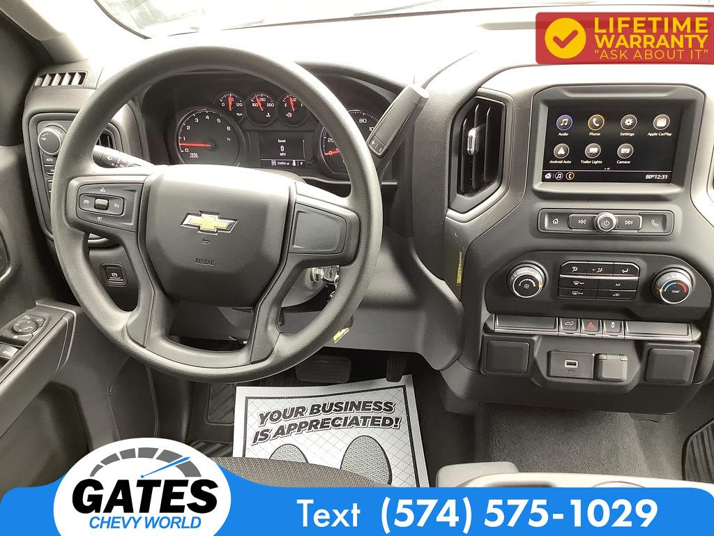 2019 Silverado 1500 Crew Cab 4x4,  Pickup #M5317 - photo 12