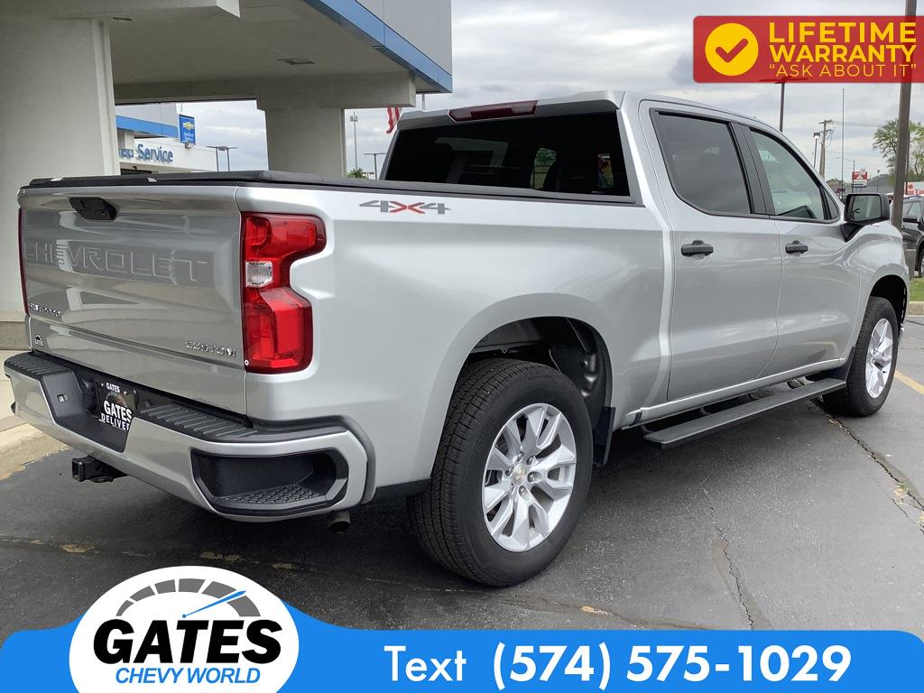 2019 Silverado 1500 Crew Cab 4x4,  Pickup #M5317 - photo 3