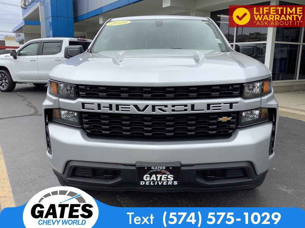 2019 Chevrolet Silverado 1500 Crew Cab 4x4, Pickup #M7523A - photo 1