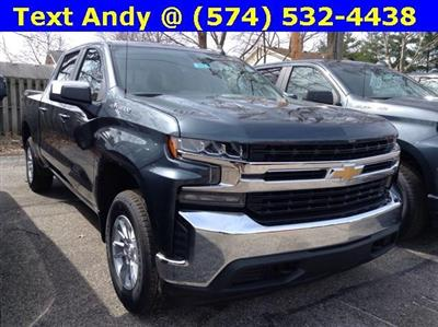 2019 Silverado 1500 Crew Cab 4x4,  Pickup #M5318 - photo 3