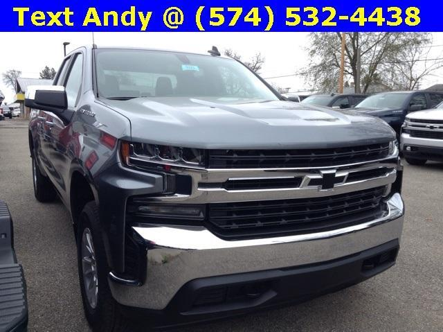2019 Silverado 1500 Double Cab 4x4,  Pickup #M5323 - photo 3