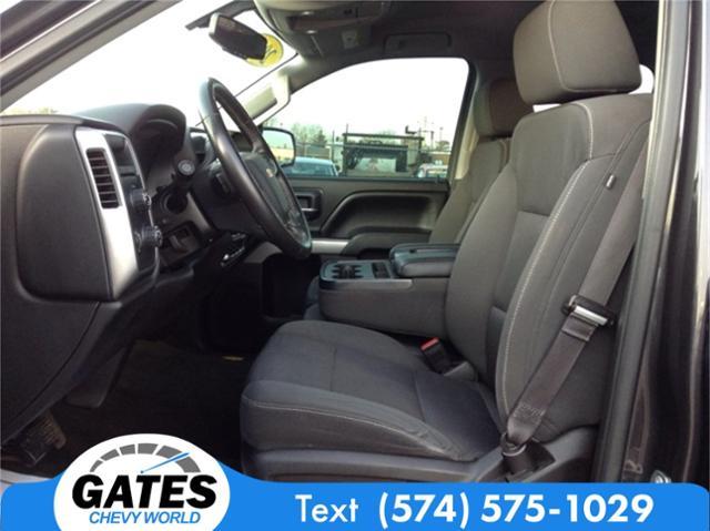 2016 Silverado 1500 Double Cab 4x4, Pickup #M5323A - photo 8
