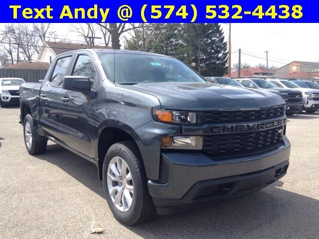 2019 Silverado 1500 Crew Cab 4x4,  Pickup #M5334 - photo 3