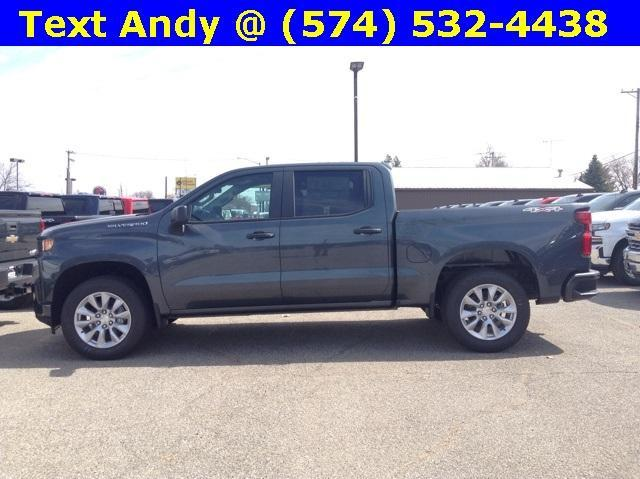 2019 Silverado 1500 Crew Cab 4x4,  Pickup #M5334 - photo 5