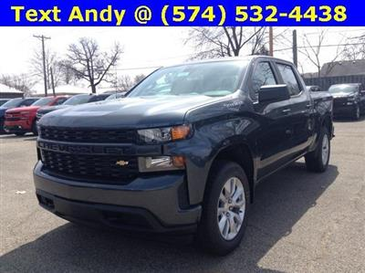 2019 Silverado 1500 Crew Cab 4x4,  Pickup #M5334 - photo 1