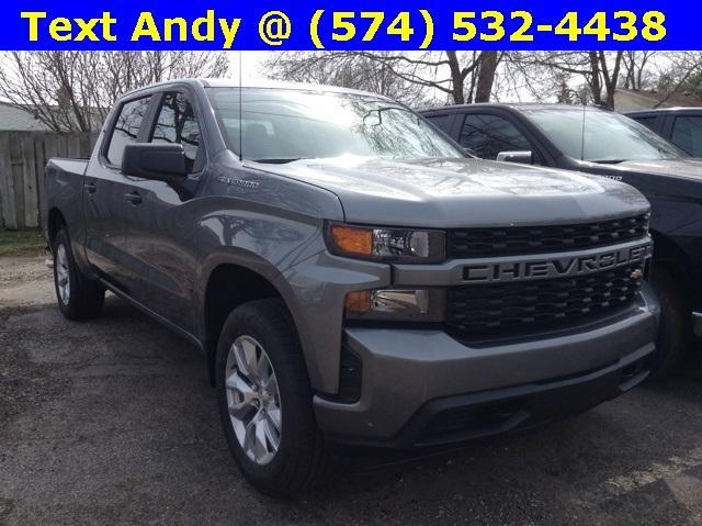 2019 Silverado 1500 Crew Cab 4x4,  Pickup #M5337 - photo 3