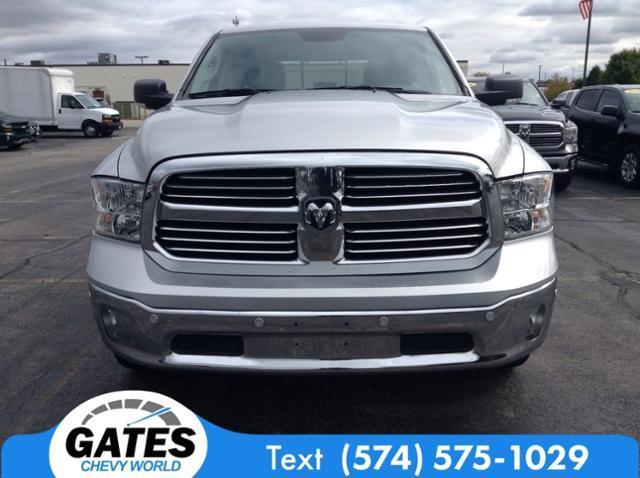 2018 Ram 1500 Quad Cab 4x4, Pickup #M5342P - photo 4