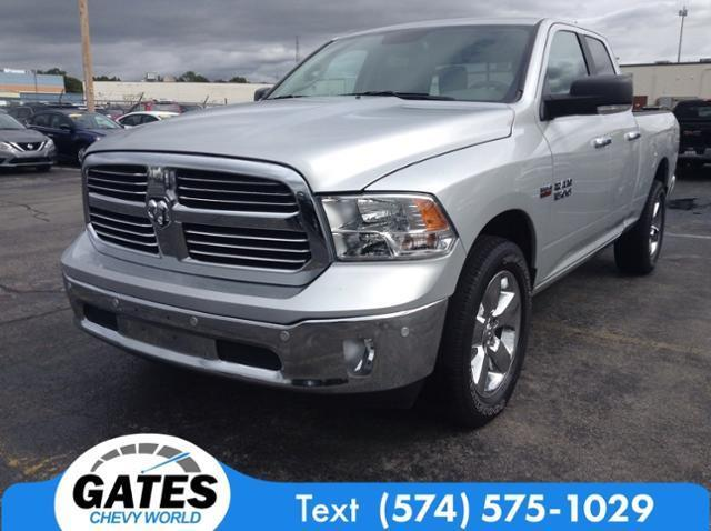 2018 Ram 1500 Quad Cab 4x4, Pickup #M5342P - photo 1