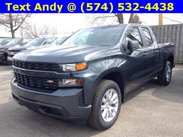 2019 Silverado 1500 Double Cab 4x4,  Pickup #M5346 - photo 1