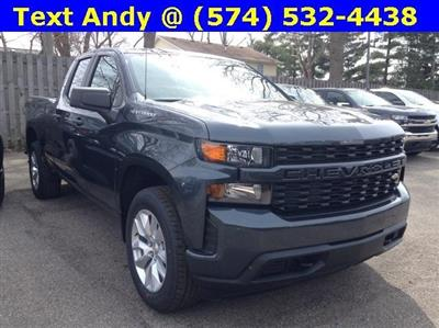 2019 Silverado 1500 Double Cab 4x4,  Pickup #M5346 - photo 3