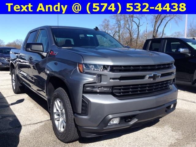2019 Silverado 1500 Crew Cab 4x4,  Pickup #M5359 - photo 3