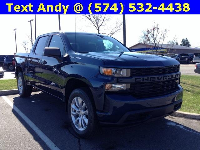 2019 Silverado 1500 Crew Cab 4x4,  Pickup #M5360 - photo 3