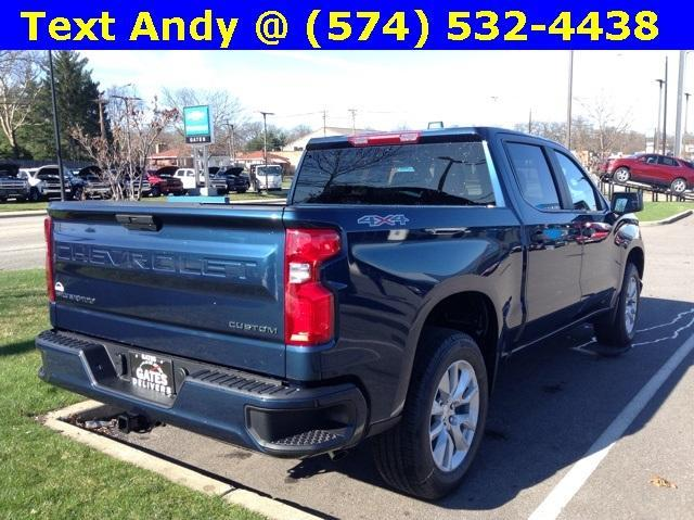 2019 Silverado 1500 Crew Cab 4x4,  Pickup #M5360 - photo 4