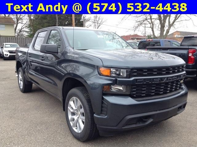2019 Silverado 1500 Crew Cab 4x4,  Pickup #M5390 - photo 3